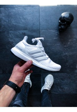 Кроссовки Adidas Ultra Boost 4.0 'Triple White'