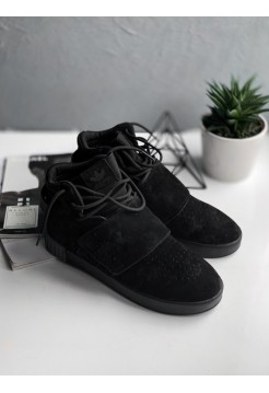 "Кроссовки Adidas Tubular Invader Strap ""Core Black"""