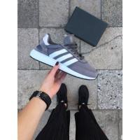 Кроссовки adidas Iniki Runner Boost - Dark Blue/White