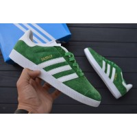 Кроссовки Adidas Originals Gazelle Green