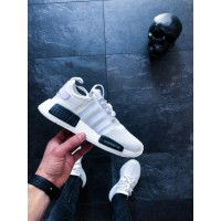 Кроссовки Adidas NMD R1 Oreo White/Core Black