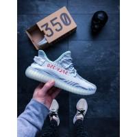 Кроссовки Adidas Yeezy Boost 350 V2 «Cream White»