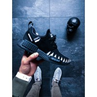 Кроссовки adidas x Neighborhood NMD R1 PK (Core Black / Core Black / Ftwr White)