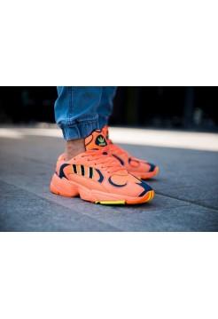 """Кроссовки Adidas Yung-1 """"Hi-res Orange"""""""