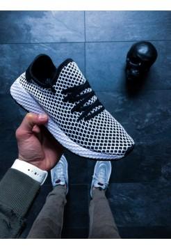 Кроссовки adidas Deerupt Black White