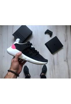 Кроссовки adidas EQT Support 93/17 Black Glitch