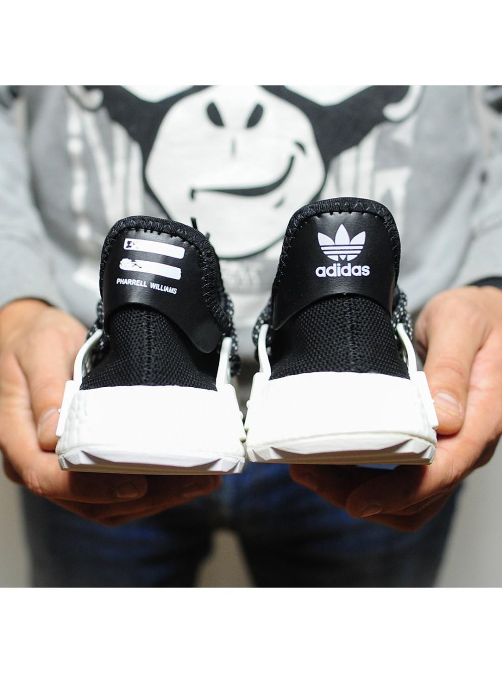 huge discount 8d379 dccee Кроссовки Adidas Human Race NMD Pharrell x Chanel