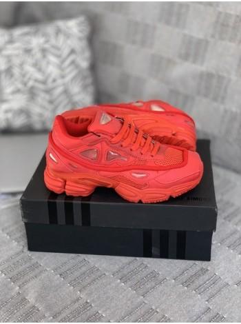Кроссовки Adidas Raf Simons Consortium Ozweego 2 Red