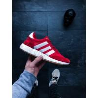 Кроссовки Adidas Iniki Runner black red