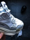 Кроссовки Balenciaga Triple S Sneakers Light Grey