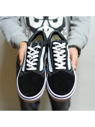 Кроссовки Vans Black Monochrome