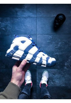 "Кроссовки Air More Uptempo ""olympic"""