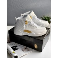 Кроссовки Nike Air Jordan 12 Retro Ovo White