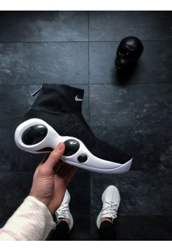 Кроссовки Nike Flight Bonafide (Black)