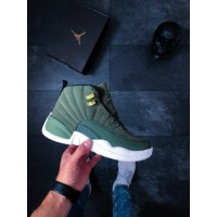 "Кроссовки Air Jordan 12 Retro ""Olive Canvas"""