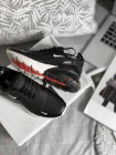 Кроссовки Nike Air Max 270 (Black / Anthracite - White - Solar Red)