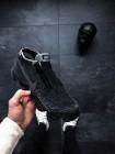 Кроссовки Nike Air Vapormax Flyknit SE Laceless 'Black Night'