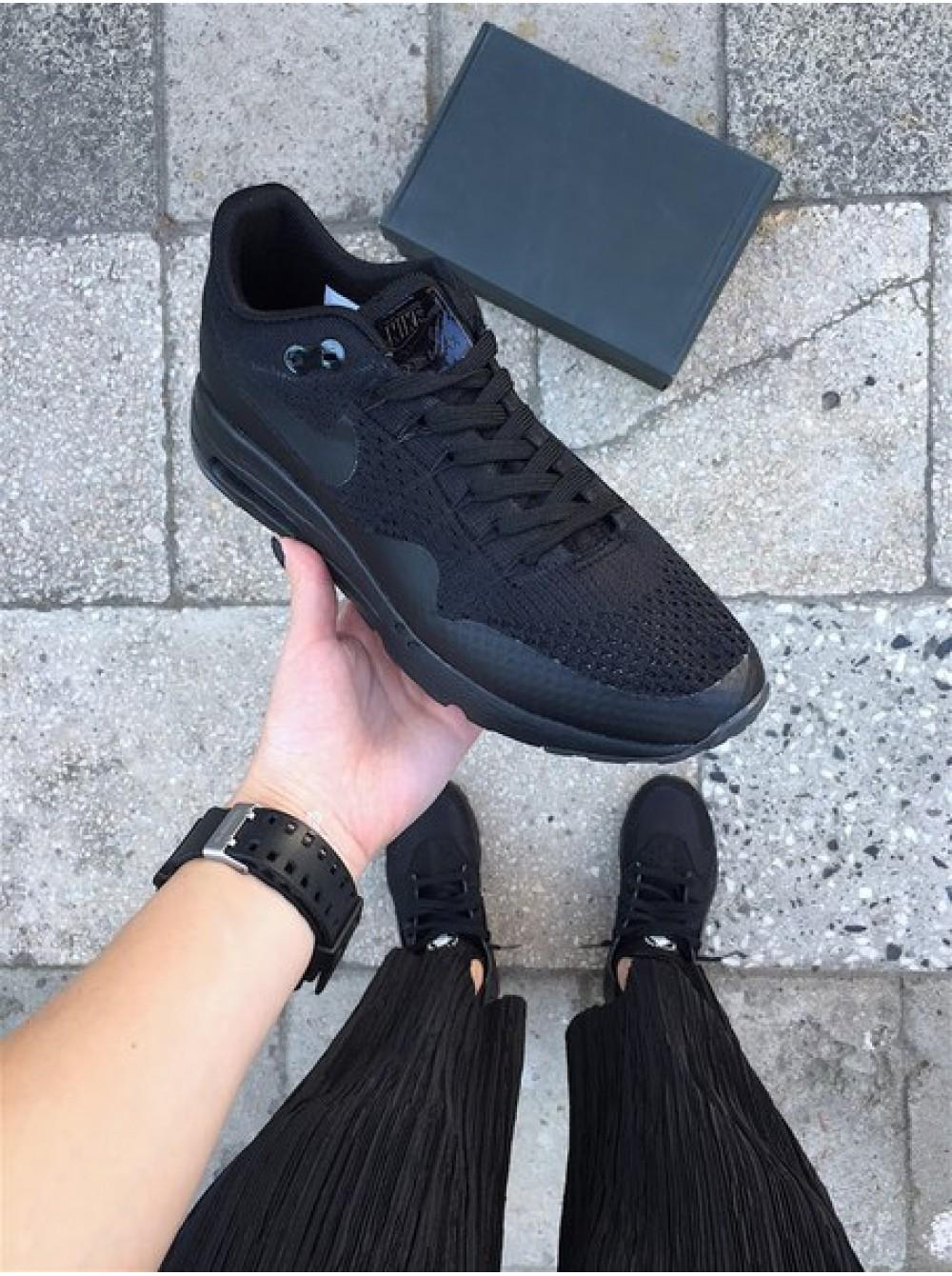 hot sale online c3841 da3ba Кроссовки Nike Air Max 1 Ultra Flyknit