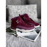 "Кроссовки Air Jordan 12 Retro ""Bordeaux"""