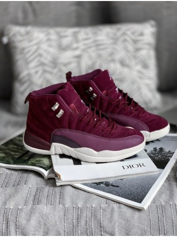 "Кроссовки Air Jordan 12 Retro ""Bordeaux"""
