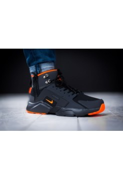 Кроссовки ACRONYM x Nike Huarache City MID Leather