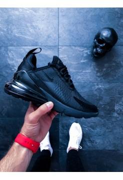 Кроссовки Nike Air Max 270 Triple Black