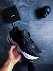 Кроссовки Nike M2K Tekno (Black / Black - Off White - Obsidian)