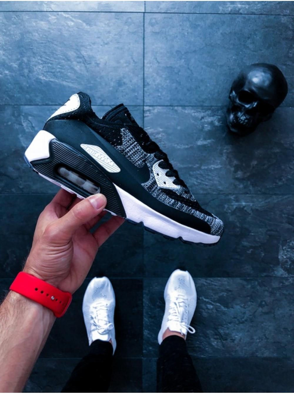 Nike Air Max 90 Ultra 2.0 Flyknit Oreo