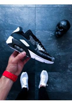 Кроссовки Nike Air Max 90 Ultra 2.0 Flyknit Oreo