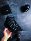 Кроссовки Nike Air More Uptempo (Black / Black - Black)