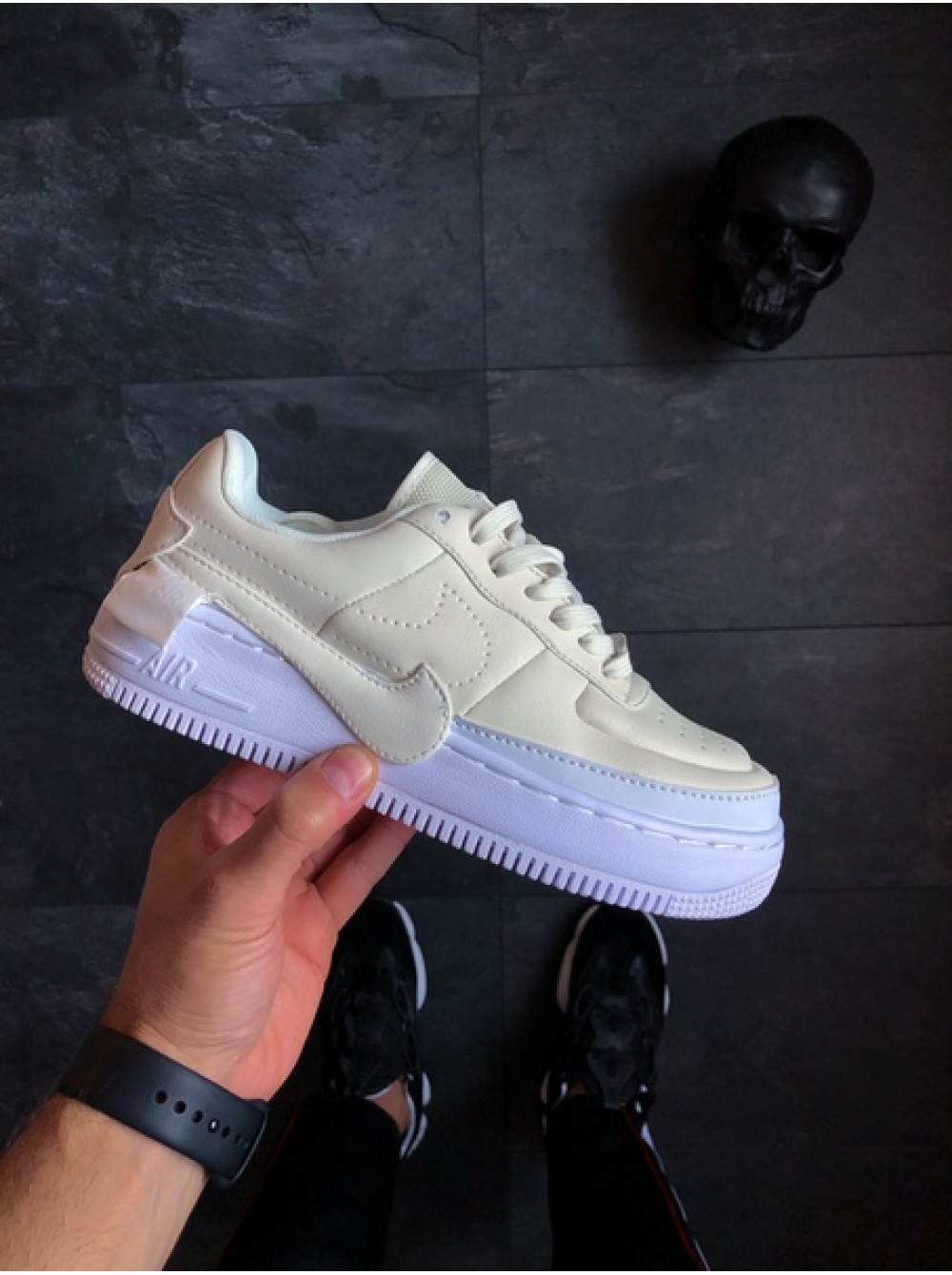 4c1ce372 Кроссовки Nike Air Force 1 Jester XX (White)