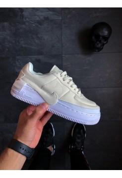 Кроссовки Nike Air Force 1 Jester XX (White)