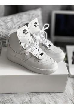 Кроссовки Nike Air Force 1 High x PSNY White