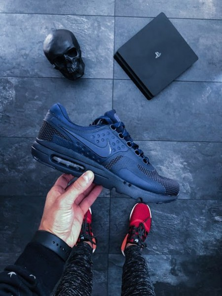 КроссовкиNike Air Max Zero Binary Blue