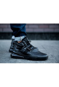 Кроссовки Nike Air Force 270 Triple Black
