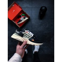 Кроссовки Nike x Off-White Air Presto