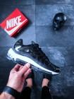Кроссовки NikeLab Air Max 97 Plus (Black / Anthracite - White)