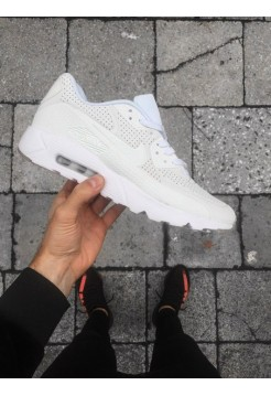 Кроссовки Nike Air Max 90 Ultra Moire White