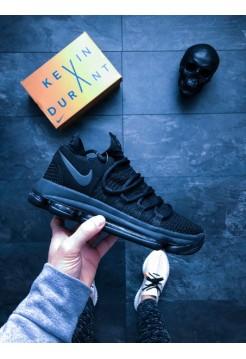 """Кроссовки Nike Zoom KDX """"Blk Dark Grey"""""""