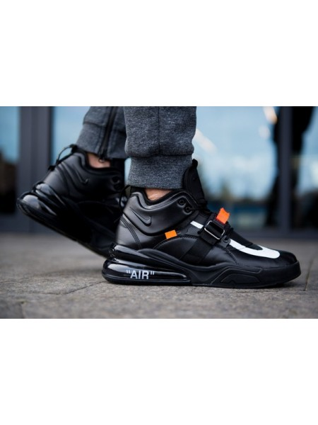 Кроссовки Off-White X Nike Air Force 270
