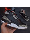 Кроссовки Jordan Retro 3 Black Cement