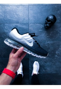 Кроссовки Nike Air Max 2017 Black White
