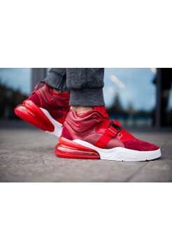 "Кроссовки Nike Air Force 270 ""Team Red"""