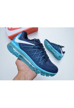 Кроссовки Nike Air Max 2015 Dark Obsidian/Blue Lagoon