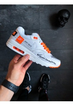 """Кроссовки Nike Air Max 1 SE LX """"Just Do It"""" White"""