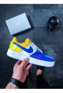 Кроссовки Nike Air Force 1 '07 LV8 (Deep Royal Blue)