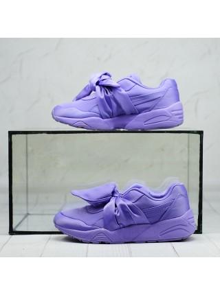 Кроссовки Puma Fenty x Rihanna Bow Sneaker violet