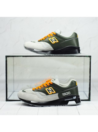Кроссовки New Balance 1500 GRAY/Orange