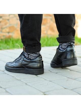 Кроссовки Rееbok Club C 85 black