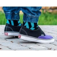Кроссовки Vans Black Violet